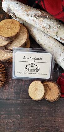 Lumberjack Wax Melt