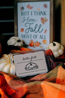 Hello Fall Wax Melt