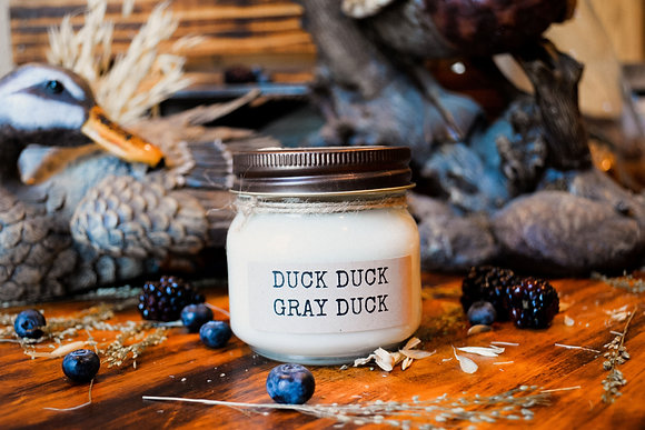 Duck Duck Gray Duck Soy Candle