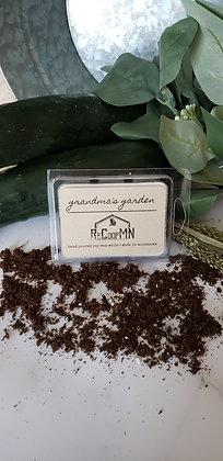 Grandma's Garden Wax Melt