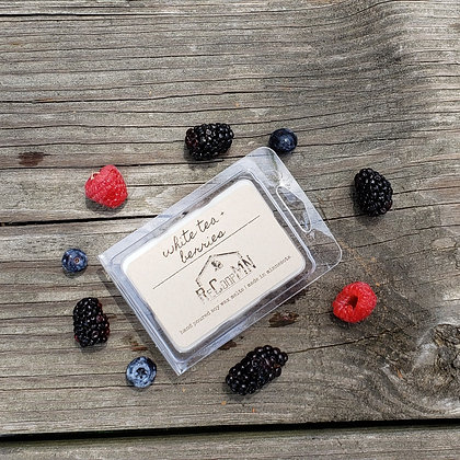 White Tea & Berries Wax Melt