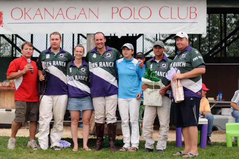 Okanangan Polo Club 2010