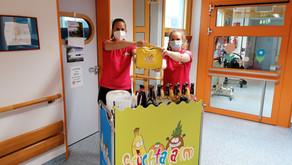 Fruchtalarm auf der kinderonkologischen Station