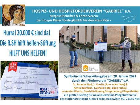 Gabriel e.V. / Hospiz Kieler Förde