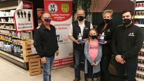 Feuerwehr Schafflund, Silke Piek, HanseWerk, Stephan Otto ...