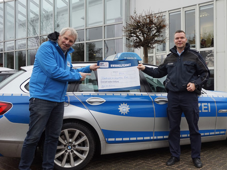 Bundespolizeiinspektion Kiel, Familie Pankow, Rainer Taubert, Vertrieb Schleswig-Holstein Netz...