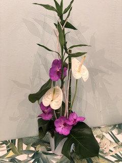 Composition abonnement floral