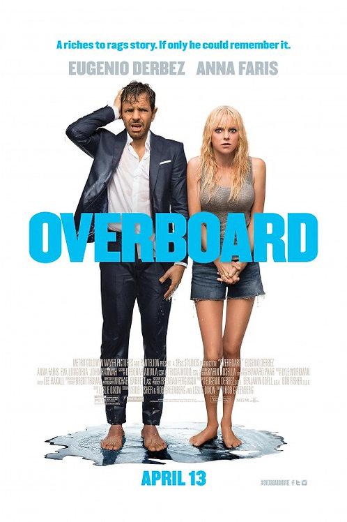Overboard Ladies Night!