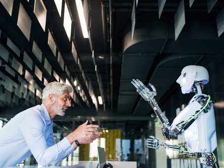 The Future of Risk, the Rise of AI and the role of the Human Capability