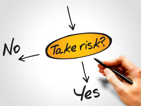 Risk it or not? Risk evaluation.
