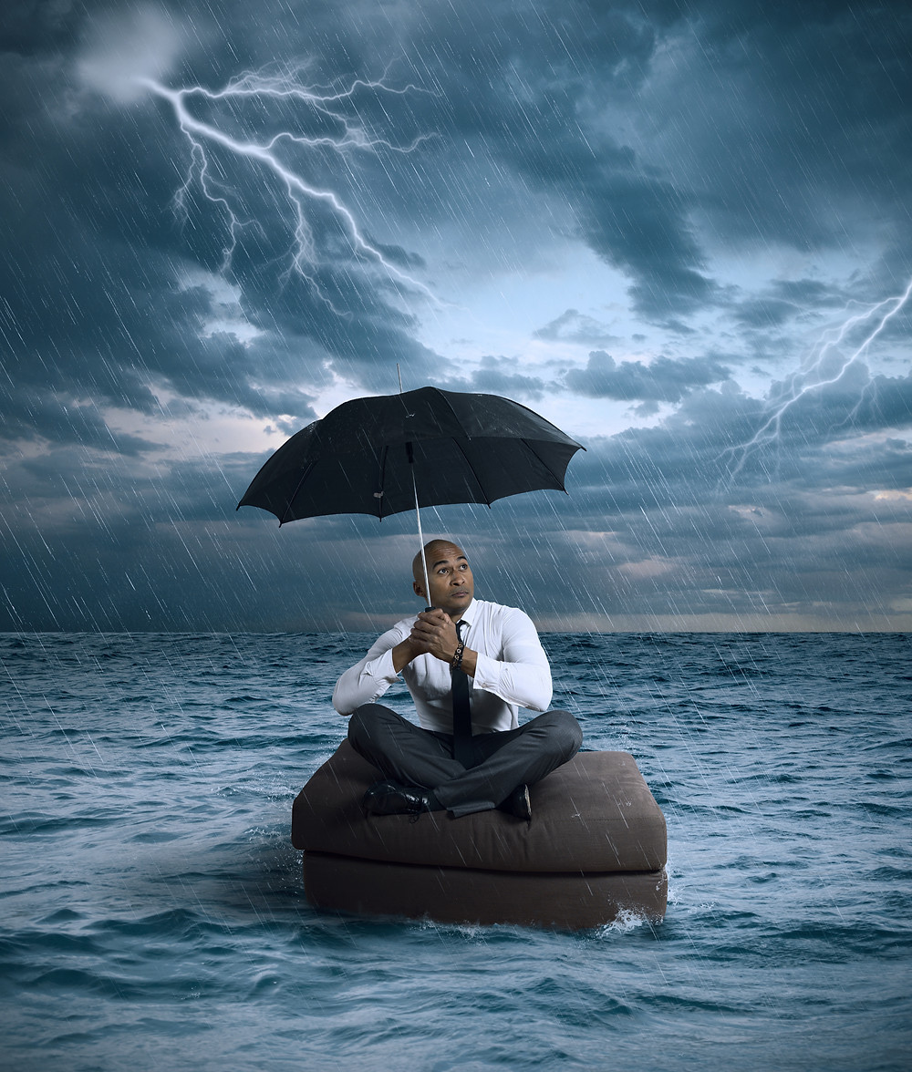 Organisations must weather the storms!