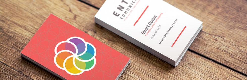 Ente Comunica - Cartão de Visitas