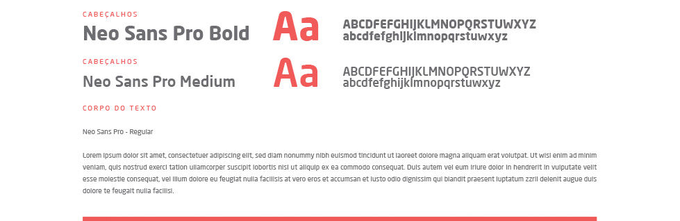 Ente Comunica - Tipografia