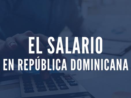 El Salario en República Dominicana