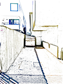 """Andrew K. Thompson / """"Recycling Only"""" / Digital Photograph / Various / $200"""