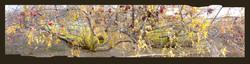 "Steve Thomas / ""Cadmium Lemon"" / Archival Pigment Print / 66x17 / $200"