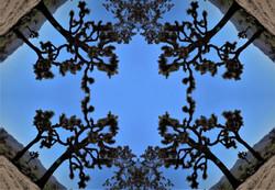 "Rossana Jeran / ""Portal"" / Photo Collage / 20x24 / $750"