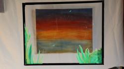 Windows: Sunset no.2