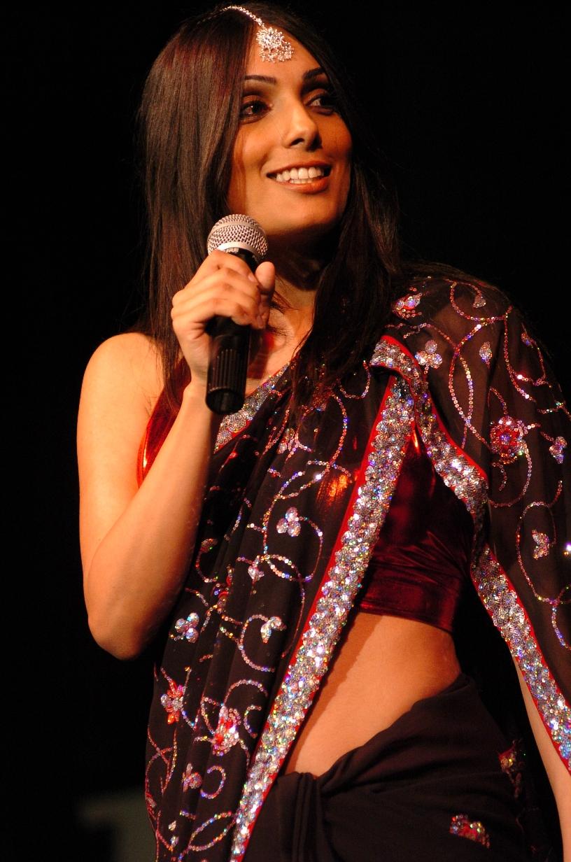 Presentatrice Sandra