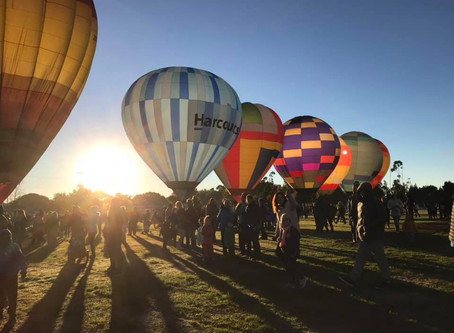 Wairarapa Balloon Festival Easter Weekend 2020