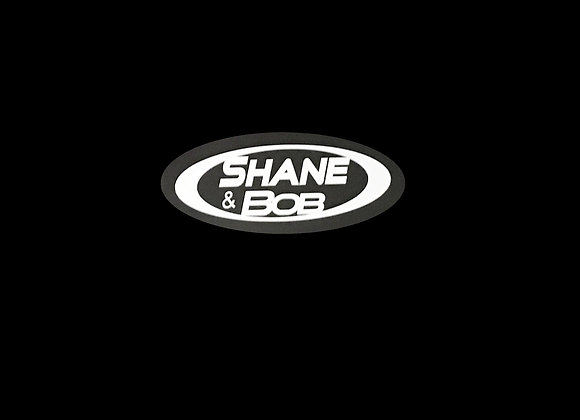 Shane & BoB window sticker
