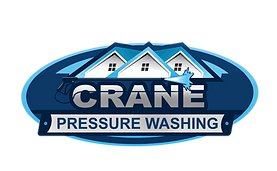 Crane pressure washing