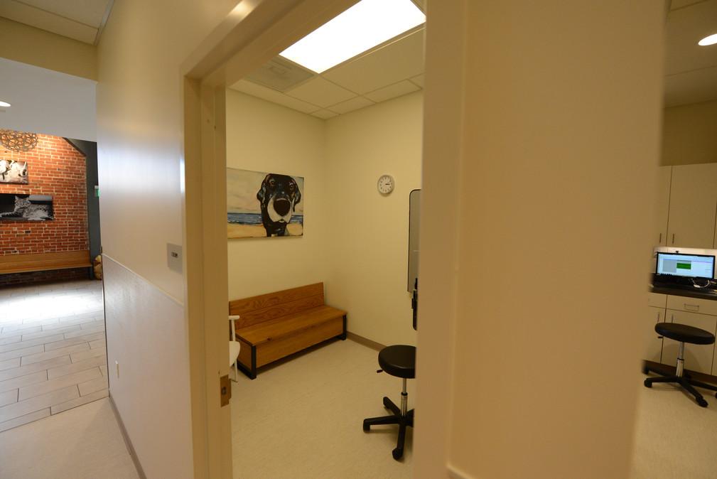 Annex Exam Room
