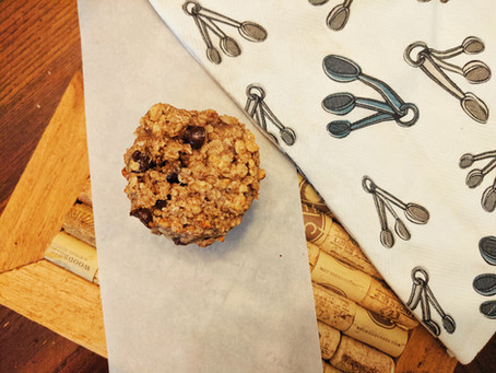 The Best Breakfast Chocolate Chip Oatmeal Cookies