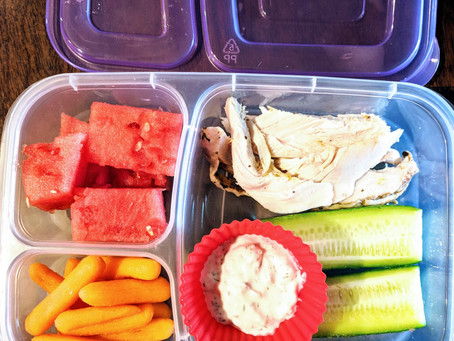 5 Healthy Lunches and Snacks for the Whole Family