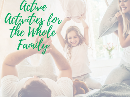 10 Fun and Active Activities for Your Whole Family