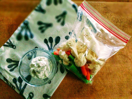 Grab and Go Healthy Snacks for the Whole Family