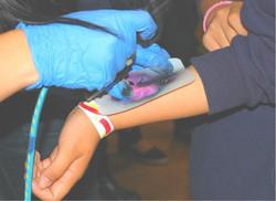 Airbrush Tattoo Airtist - kaanapali