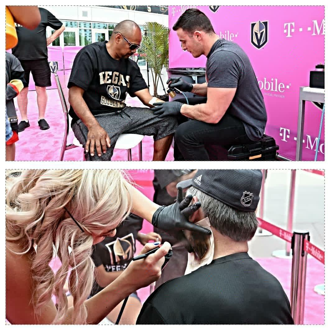 Las Vegas Golden Knights - TMobile 3