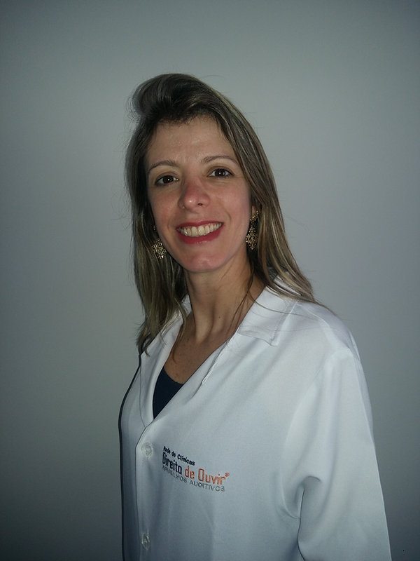 Fonoaudiologa Daniela Jardim