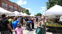 The Logan Square Farmers' Market