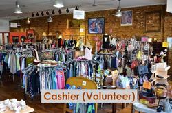 Cashier (Volunteer) - Monarch Thrift Shop