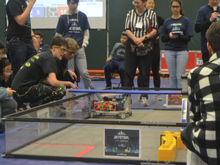 Jackson High FTC Clash