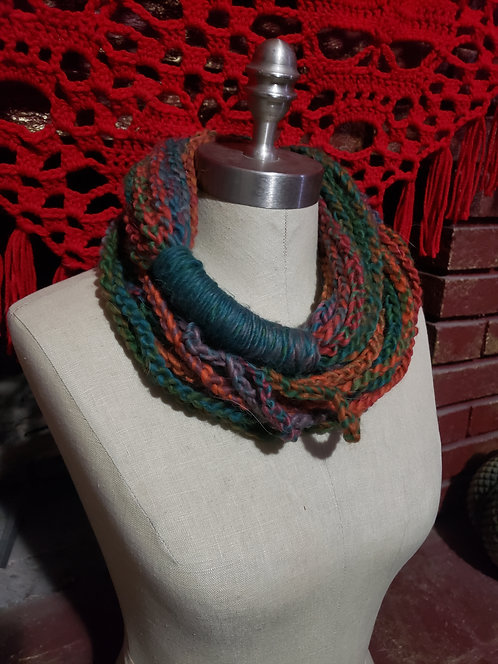 Whorl Scarf