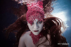 Coral siren or zombie brains__I love cooler weather but I want to be back in a pool again._📷 _brett