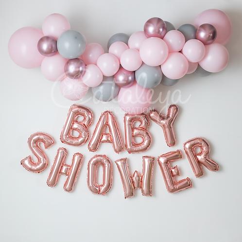 Kit d'arche + BABY SHOWER