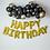 Thumbnail: Kit d'arche + HAPPY BIRTHDAY