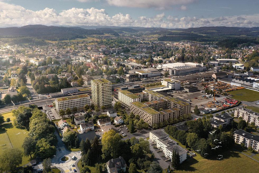 Geiser Areal, Langenthal