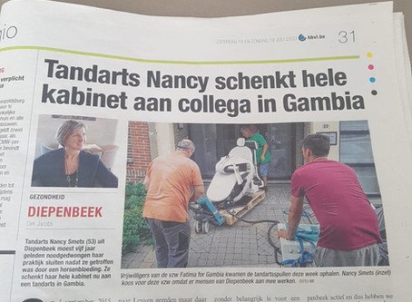 Tandarts Nancy