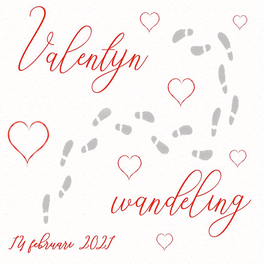 Valentijn Wandeling 2021