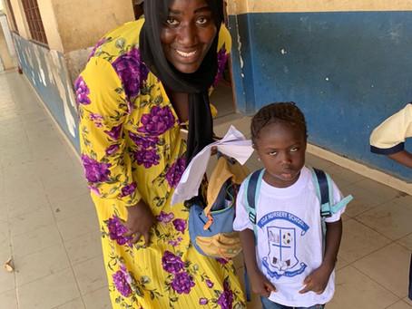 Fatima for Gambia geeft kinderen een toekomst