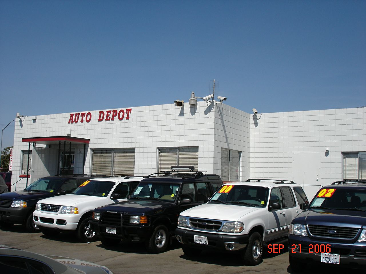 Car dealership Remodeling