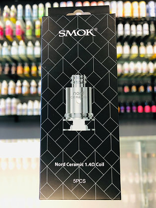 SMOK NORD Ceramic Coil 1.4Ω COIL