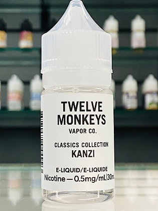 TWELVE MONKEYS - KANZI - 30ML