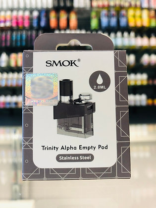 SMOK TRINITY ALPHA EMPTY POD