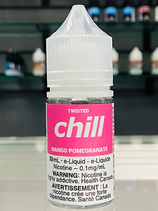 CHILL ELIQUID - MANGO POMEGRANATE - 30ML